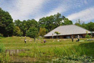 兵庫県立やしろの森公園