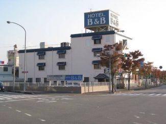 ビジネスホテルB&B