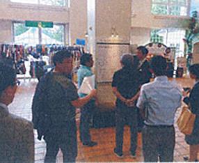 北磻磨県民局の視察2