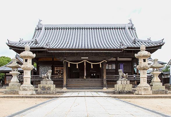 佐保神社の写真